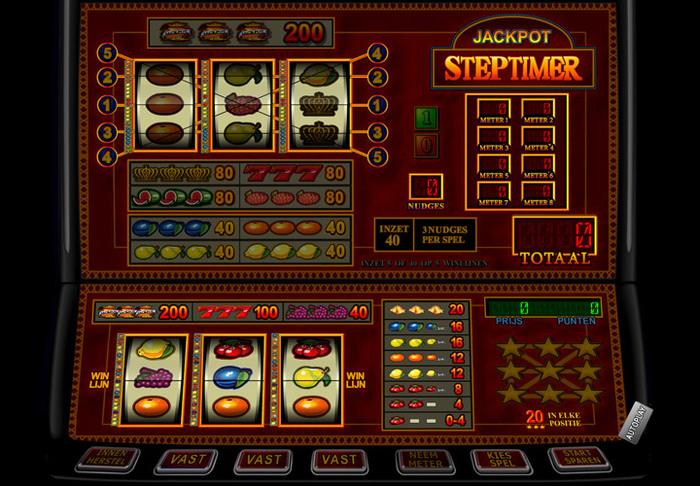 online slots spelen