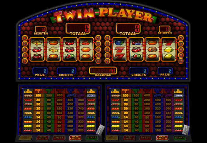 Twin Player fruitmachine