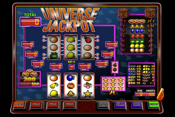 Universe Jackpot