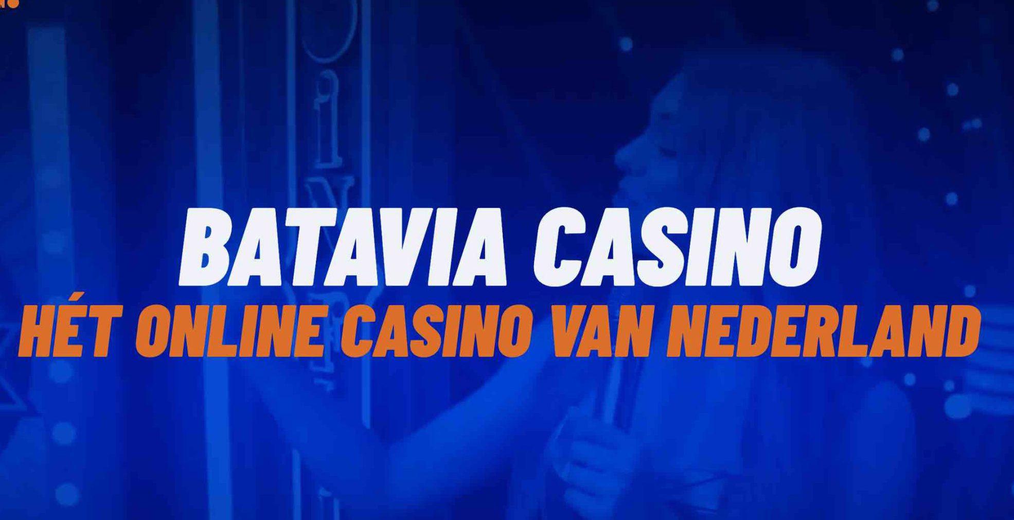 Batavia Casino Screenshot